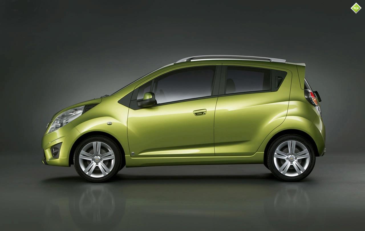 Chevrolet Beat Concept Car side